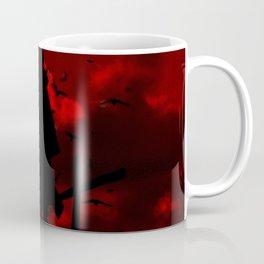Uchiha Silhouette v3 Coffee Mug