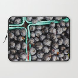 Bunches of Blueberries Laptop Sleeve