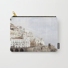 The Amalfi Coast / Italy - travel photography Carry-All Pouch