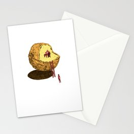Life in a Nutshell Stationery Cards