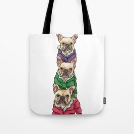 Lilly, Nikko, Mae Ling Tote Bag
