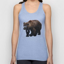 Kodiak Arrest Unisex Tank Top