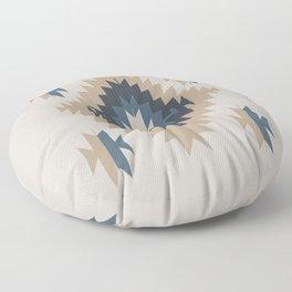 Santa Fe Southwest Native American Indian Tribal Geometric Pattern Floor Pillow