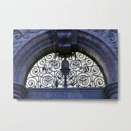 Fabulous Portal Metal Print