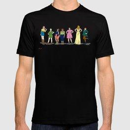 Fashion Line Up T-shirt