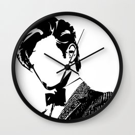 11th Doctor Who Wall Clock