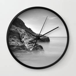 Like a rock Wall Clock