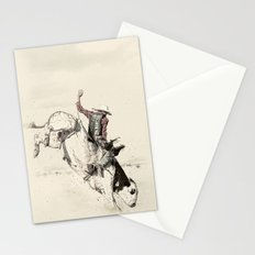 Just say I won't... Stationery Cards
