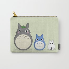 Totoroshka Carry-All Pouch