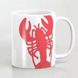 Red Lobster Coffee Mug