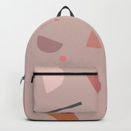 Abstract Geometric 28 Backpack
