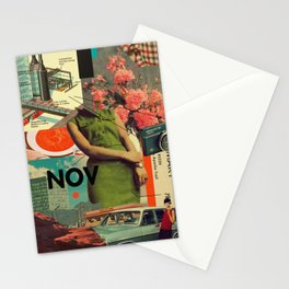 NOVember Stationery Cards
