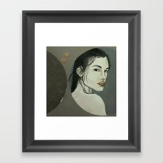 I can live without you Framed Art Print