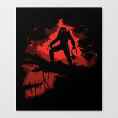 Jungle Hunter Canvas Print