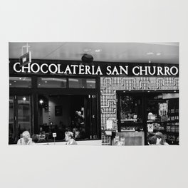 Chocolateria Rug
