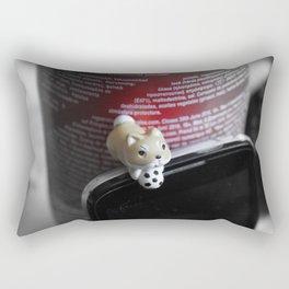 Shiba Inu Decor Rectangular Pillow