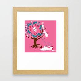 Tree Dream Framed Art Print