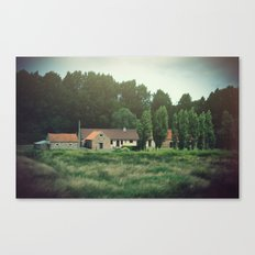 Belgium Canvas Print