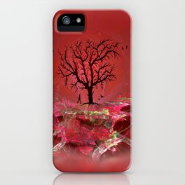 Miniworld iPhone Case