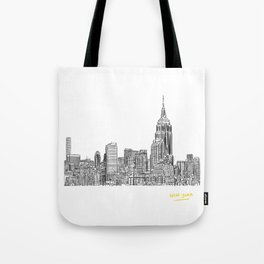 New Yooork Tote Bag