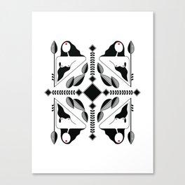Nature Armour Canvas Print