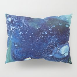 Bright Ocean Life, Tiny World Collection Pillow Sham