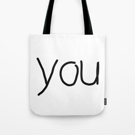 YOU LOVE Tote Bag
