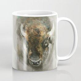 Plains Bison Coffee Mug