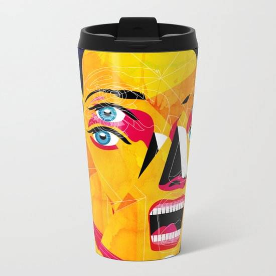 141114 Metal Travel Mug
