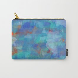 Paint Strokes Two Carry-All Pouch