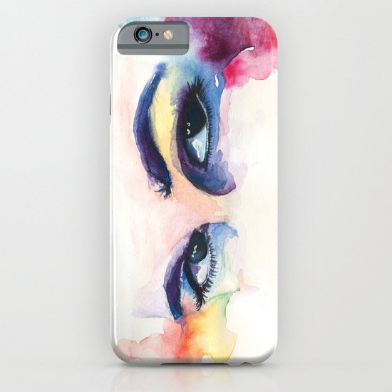 Eyes iPhone & iPod Case