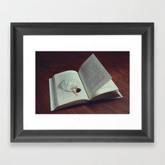 DREAM PAGES Framed Art Print