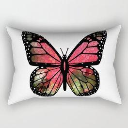Butterfly Mosaic Rectangular Pillow