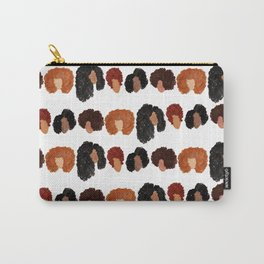 Natural Hair Girls Carry-All Pouch