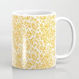 thinking of you leaves Coffee Mug