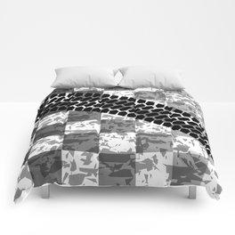 Flag Skid Mark Comforters