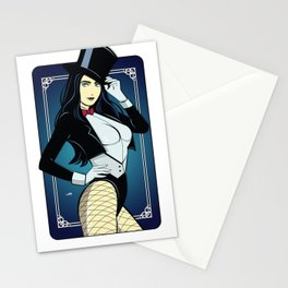 Magician Stationery Cards