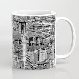 Cityscape - Granada Coffee Mug