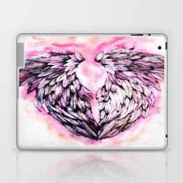 Pink Angel Wings  Laptop & iPad Skin