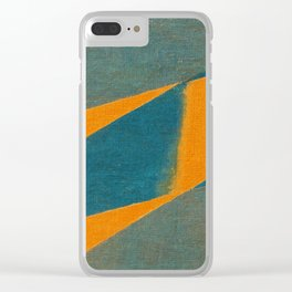 Intersection Clear iPhone Case