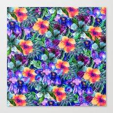 My Tropical Garden 9 Canvas Print