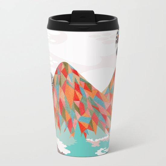 Spectres Metal Travel Mug