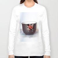 zen Long Sleeve T-shirts featuring Zen by DS' photoart