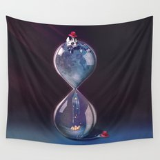 Nature Calling Wall Tapestry