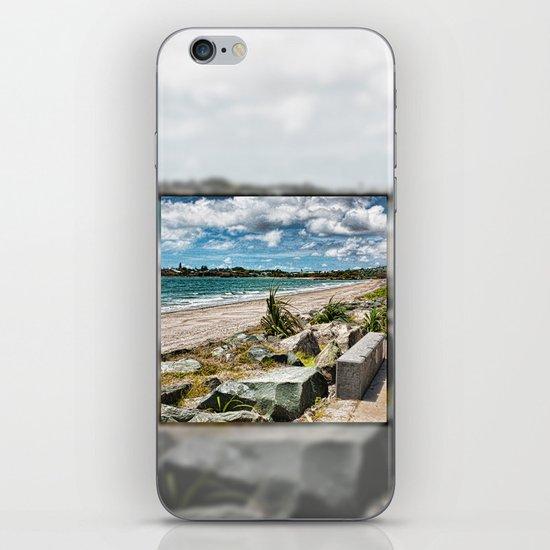 Beautiful Bay View iPhone & iPod Skin