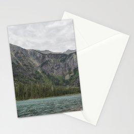 Avalanche Lake No. 3 - Glacier NP Stationery Cards