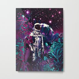 Discovery of the Future Metal Print