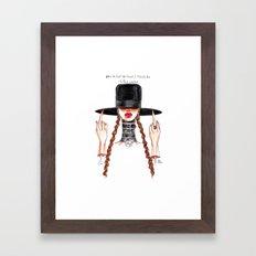 Formation Framed Art Print