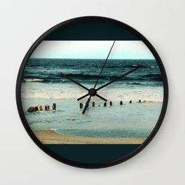 pier 9 Brooklyn Coney Island Wall Clock