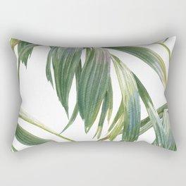 Big palms Rectangular Pillow